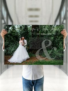 First anniversary gift for her anniversary by TheStandardCanvas