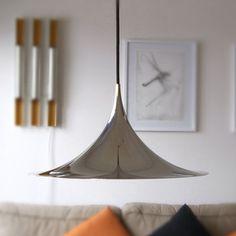 Semi Lamp Stainless Steel