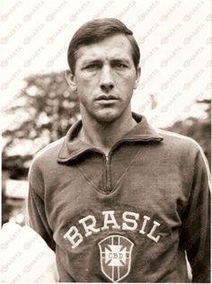 Hilderaldo Bellini, Brazil, International Men's Soccer, 1958 -1962