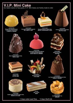 Gourmet Desserts, Fancy Desserts, Just Desserts, Delicious Desserts, Dessert Recipes, French Macaroon Recipes, Pastry Design, Food Menu Design, Individual Desserts