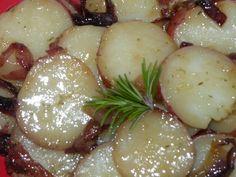 Caramel Potatoes » CARAMEL POTATOES (Our Signature Dish)