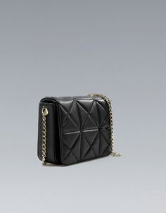 Zara Mini Quilted Shoulder Bag 115
