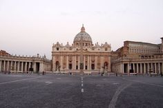 Vatican City Rome, Italy.....I saw the Pope give a speech, my classmates and I were sitting pretty close (8th grade field trip)
