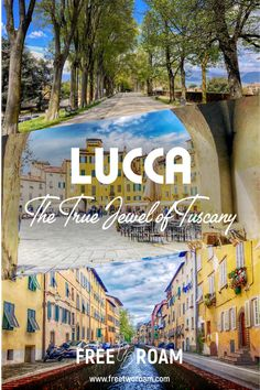 8 Reasons Why Lucca is The True Jewel of Tuscany - Free Two Roam Italy Travel Tips, Travel Destinations, Renaissance Architecture, Portugal, Visit Italy, European Travel, European Destination, Day Tours, Positano