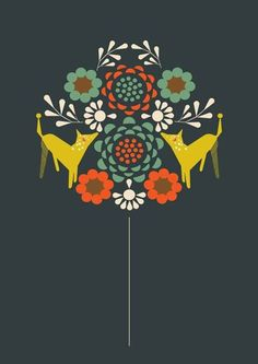 Image result for scandinavian folk art