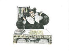 L' avvocato Azzeccagarbugli. Marco Lorenzetti.
