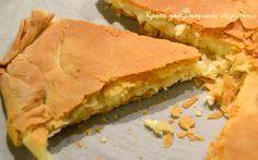 Εύκολο και για αρχάριους/ες! Η συνταγή της ζύμης είναι στο παλιό μου τετράδιο, άρα από τις πρώτες που χρησιμοποίησα για πίτες φούρνου. Είναι ένα είδος ανεβατής ζύμης που έχω κατά καιρούς χρησιμοποι… Bread Recipes, New Recipes, Savory Muffins, Spanakopita, Cheesecake Recipes, Food To Make, Bbq, Food And Drink, Tasty
