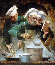 Владимиров Александр Старинный рецепт
