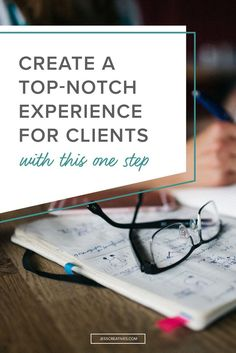 Thankfully, there are a ton of different strategies and tactics you can implement to cut down on the chaos when it comes to client communication. And in my business, the thing that made the biggest impact was creating a Welcome Packet to send to all potential clients.