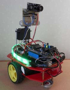 Making an iPhone-Controlled Arduino Robot