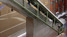 Dallas Train Station | Natural Metals Finish | ALPOLIC®/fr - Learn more about the project at: http://www.alpolic-americas.com/en/example-projects/dallas-train-station?utm_source=Pinterest&utm_medium=social&utm_campaign=Alpolic_website_January