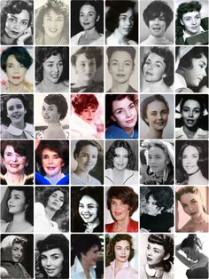the many faces of jennifer jones