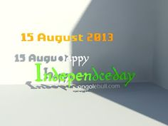 Happy Indian Independence day Greetings | Ongole Bull