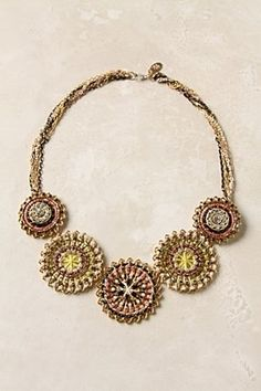 Quasar necklace - StyleSays