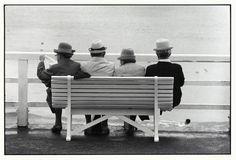SCHLESWIG-HOLSTEIN, Germany—The Island of Sylt, 1968 // © Elliott Erwitt / Magnum Photos