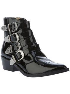 BADASS:  Toga Pulla - Pulla ankle boot 6