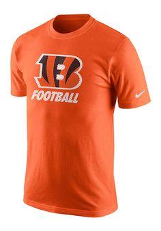 Nike Men s Cincinnati Bengals Facility T-Shirt Men - Sports Fan Shop By  Lids - Macy s 484f09d96