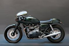 Triumph Bonneville custom by the Wrenchmonkees