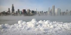 Sub-Zero Temperatures Put Chicago Into Deep Freeze  Image credit-www.nortekenvironmental.com