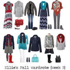 """""""Fall {Week 5}"""" by ellie1005 on Polyvore"""
