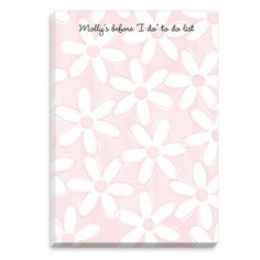Oopsy Daisy Notepads