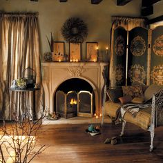 bedroom fireplace mantels