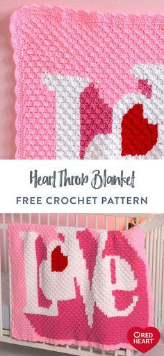 Crochet Baby Blanket Free Pattern, C2c Crochet, Baby Girl Crochet, Learn To Crochet, Free Crochet, Crochet Patterns, Crochet Afghans, Beginner Knitting Patterns, Soft Play