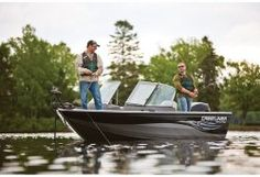 2010 Crestliner Boats Sport Angler 1750 Multi-Species Fishing Boat Boat
