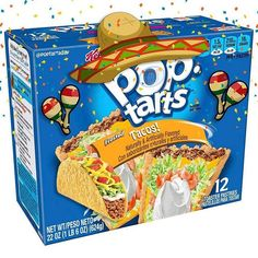 613 Likes, 13 Comments - Daily Poptarts 🍂 Funny Food Memes, Stupid Memes, Food Humor, Funny Relatable Memes, Gross Food, Weird Food, Fake Food, Weird Oreo Flavors, Pop Tart Flavors