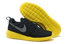 Find Nike Roshe Run Suede Mens Premium Navy Metallic Silver Lightning Yellow Shoes For Sale online or in Footlocker. Shop Top Brands and the latest styles Nike Roshe Run Suede Mens Premium Navy Metallic Silver Lightning Yellow Shoes For Sale at Footlo Nike Shoes For Sale, Nike Shoes Cheap, Nike Free Shoes, Nike Shoes Outlet, Running Shoes For Men, Cheap Nike, Mens Running, Shoes Men, Running Sports