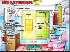 BATHROOM voc