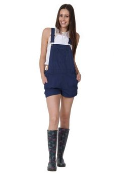 Cute Women Overall Shorts Sumeer Ootfits