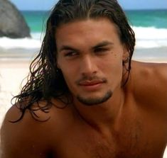 "Jason Momoa: not gonna lie, I fell in love w/him when he started out on ""Baywatch: Hawaii"""