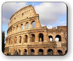 CitySouvenirs.com - Rome's Coliseum Mousepad, $9.99 (http://www.citysouvenirs.com/romes-coliseum-mousepad/)