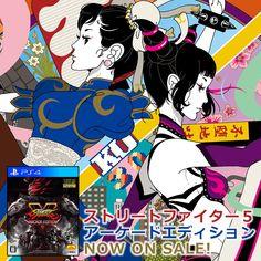 """中村佑介 Yusuke Nakamuraさんのツイート: """"『ストリートファイター5 / アーケードエディション』、ぜひクリアしてイラストの全貌をご鑑賞ください。「PS4もゲームできるパソコンも持ってないよー」という方は、雑誌Pen+の付録ポスターでお楽しみ頂ければ幸いです。… """" Japanese Illustration, Illustration Art, Tatami Galaxy, Street Fighter 5, Fanart, Comic Styles, Video Game Characters, Manga, Japanese Art"""