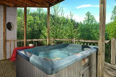 True To Its Name, Serene Getaway Is A 1 Bedroom Gatlinburg Cabin That  Offers Guests