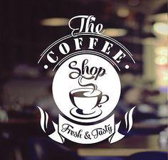 http://thumbs2.picclick.com/d/l400/pict/262400261565_/Coffee-Shop-Tasty-Takeaway-Cup-Window-Sign-Vinyl.jpg  | チョカト_J | Pinterest