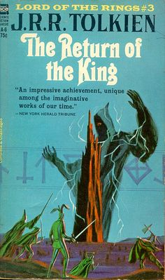 """The Return Of The King"" – Jack Gaughan Cover Art"