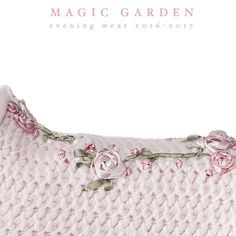 Magic Garden  #AlwaysMineMilano #fashion #cashmere #fashionista #stylish #glam #madeinitaly #milano #vogue #elle #luxury #dog #dogs_of_instagram #pets #petstagram #dogsofinstagram #instagramdogs #dogstagram #dogoftheday #dogcoat #roses #adorable #doglover #embroidery #pearl #pearls