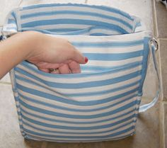 Morning by Morning Productions: Messenger Bag Tutorial - Part 1 Bag Patterns To Sew, Sewing Patterns, Fabric Crafts, Sew Bags, Diaper Bags, Messenger Bags, Totes, Quilts, Tote Bag