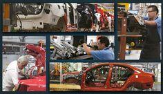 México cuenta con una industria automotriz en crecimiento