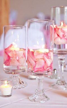 Ideas de decoracin en rosa para San Valentn