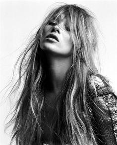 Impresionante Kate Moss.