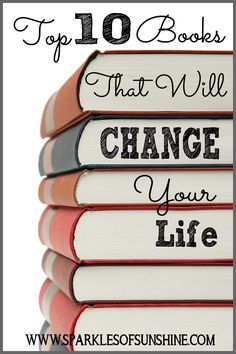 10 great books for getting inspired!