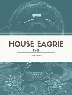 House of Eagrie Eyes Silver Elite