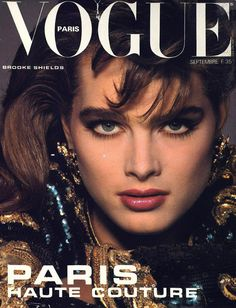 1000 images about brooke shields very best editorial. Black Bedroom Furniture Sets. Home Design Ideas