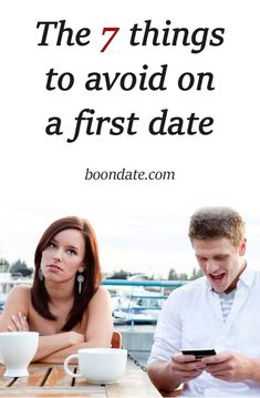 What to avoid on dating sites