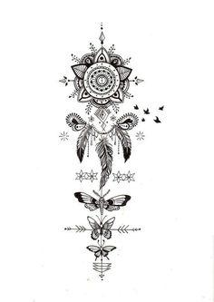 """Résultat de recherche d'images pour """"tatouage totem"""""""