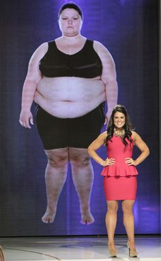 Extreme weight loss mitzi reveal