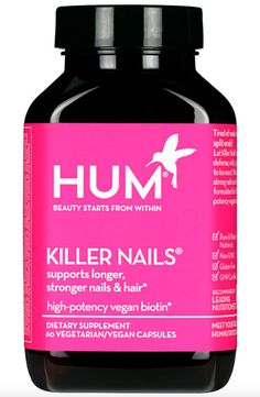 18 Best Nail Strengtheners & Nail Growth Vitamins: How to Grow Nails Fast - Glowsly Holistic Nutrition, Proper Nutrition, Nutrition Guide, Complete Nutrition, Nutrition Activities, Healthy Nutrition, Eat Healthy, Grow Nails Faster, How To Grow Nails